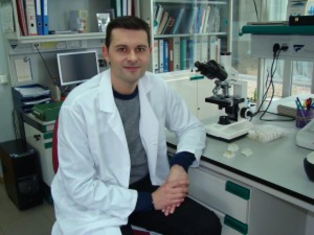 Investigadores prueban con éxito en conejos un nuevo implante de polietileno para pacientes sin globo ocular