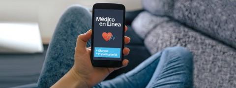 Telemonitorización de pacientes con app