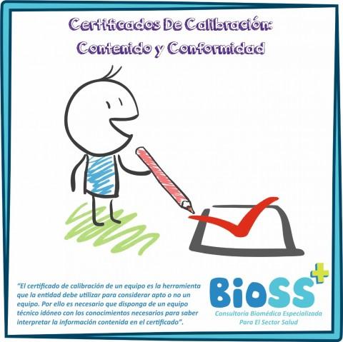 Certificados De Calibración: Contenido Y Conformidad