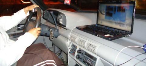 Sistema para despertar a los conductores con sueño