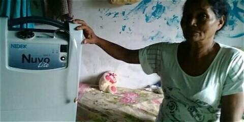 Durante un apagón eléctrico muere niña que dependía de un respirador
