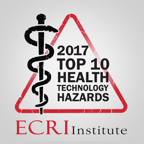 Top 10 Riesgos de la Tecnología Médica para el 2017