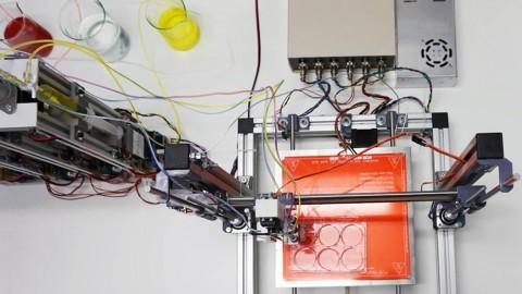 Científicos crean una bioimpresora 3D de piel humana