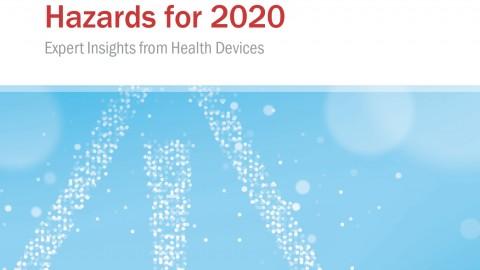Top 10 Riesgos de la tecnología Médica para el 2020